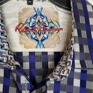 Robert Graham shirt size 2XL